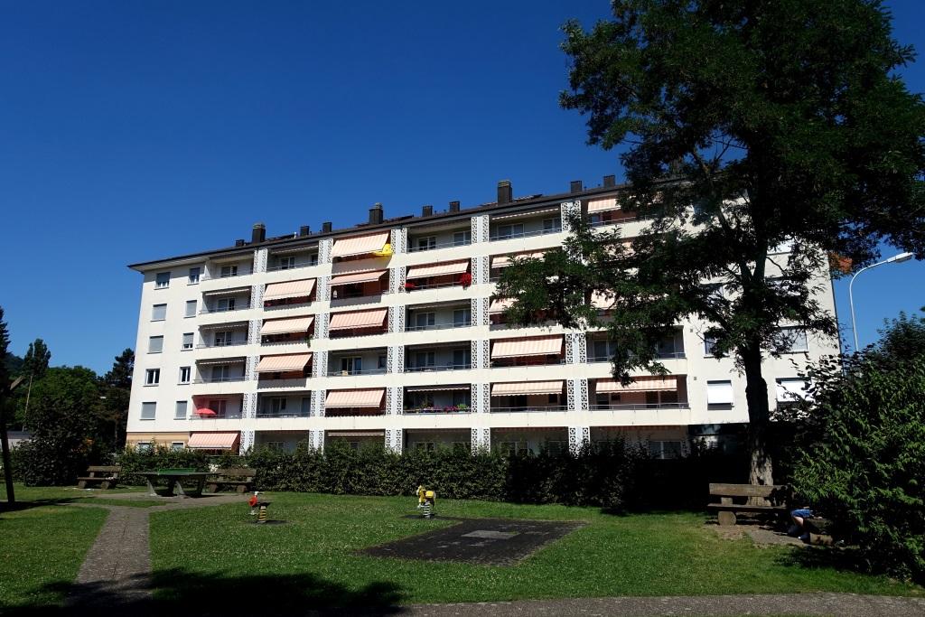 Appartement de 3.5 pièces au centre de Delémont