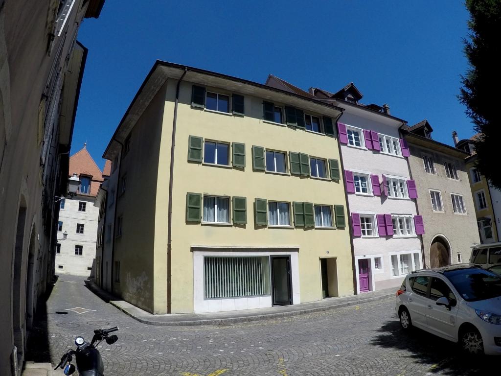 Appartement de 4.5 pièces au 2ème étage