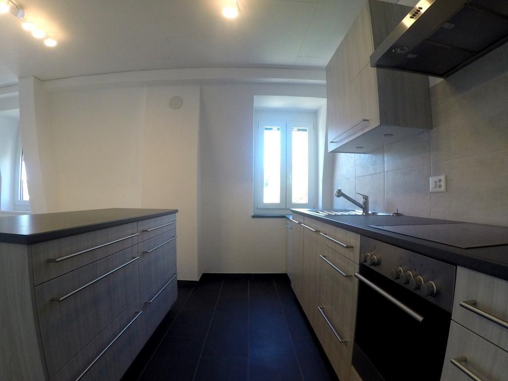 Appartement de 4 pièces au 2ème étage