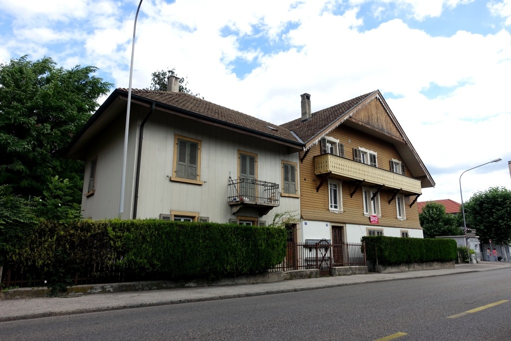 Appartement 3.5 pièces au 1er étage à Delémont