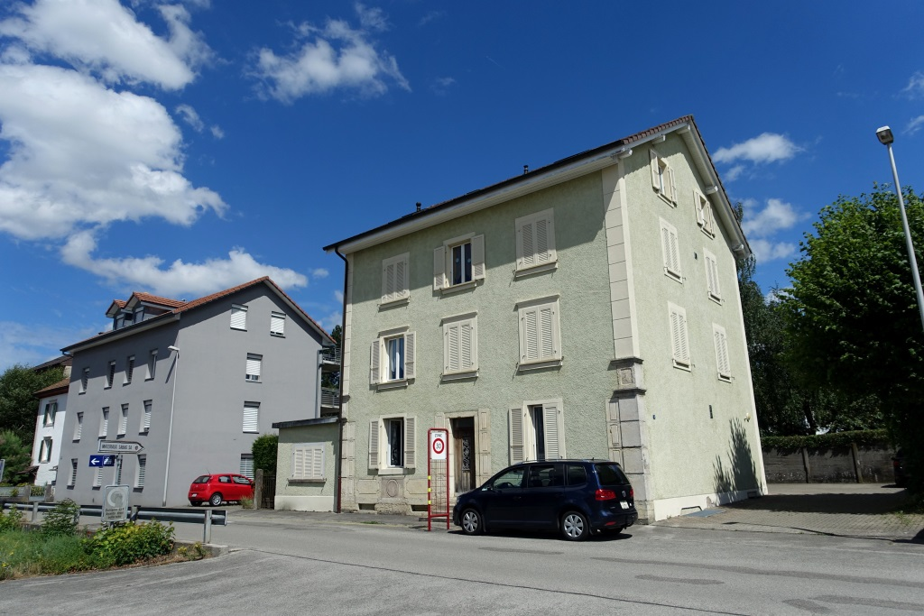 Appartement de 2 pièces à Porrentruy