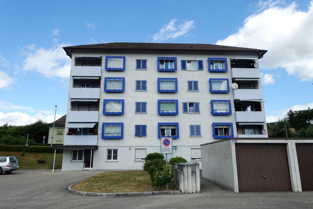Appartement de 4 pièces au 3ème étage à Delémont