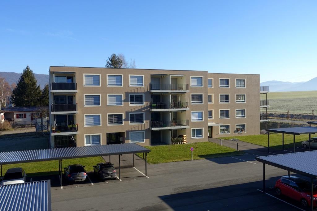 Appartement neuf de 3.5 pièces