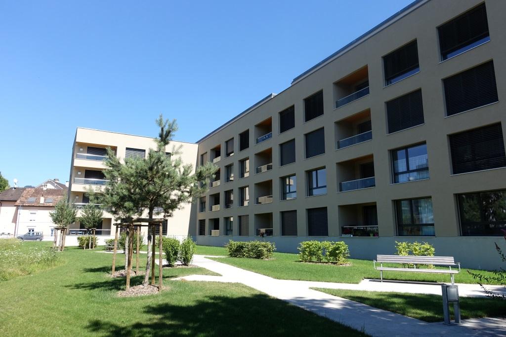 Appartement de 2.5 pièces au centre de Delémont