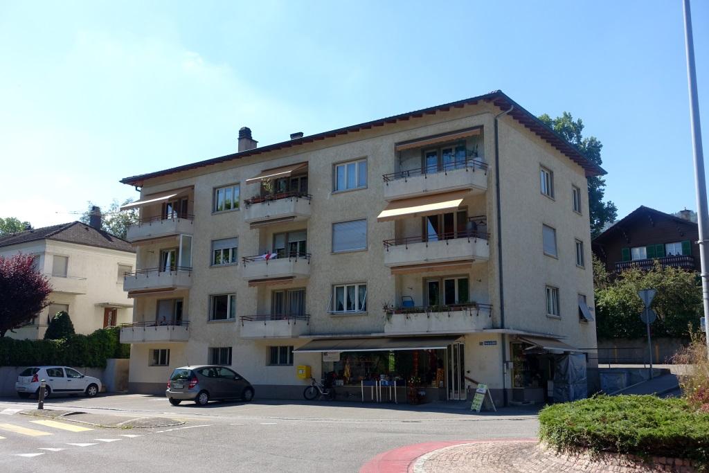 Appartement de 2 pièces avec cheminée à Delémont