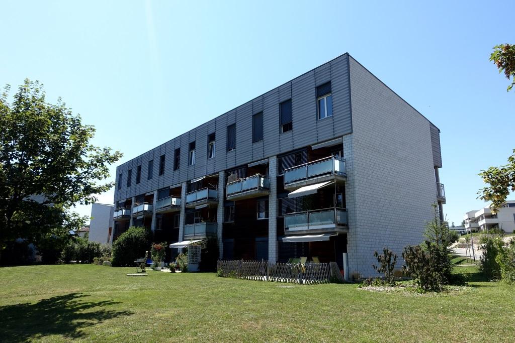Appartement subventionné de 4 pièces au 2ème étage (duplex)