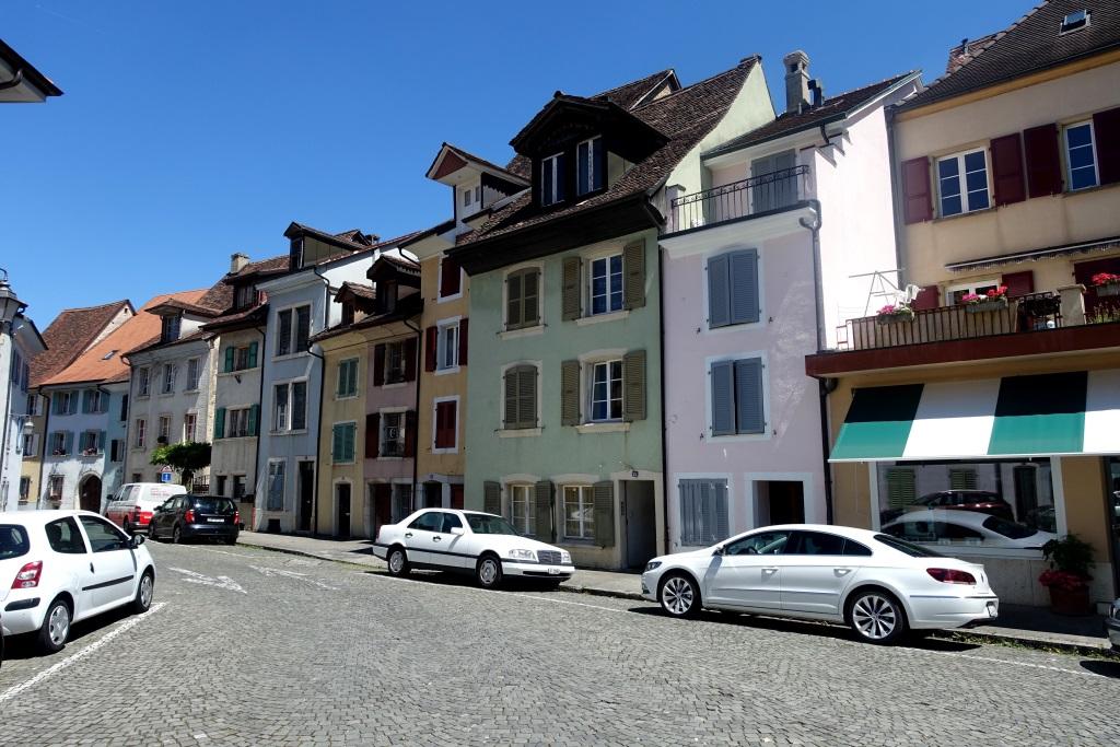 Appartement 2.5 pièces au coeur de la vieille ville de Porrentruy