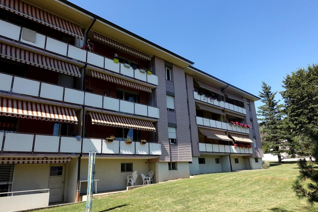 Appartement de 3 pièces à Delémont