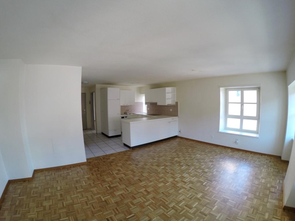Appartement 2,5 pièces au 3ème étage