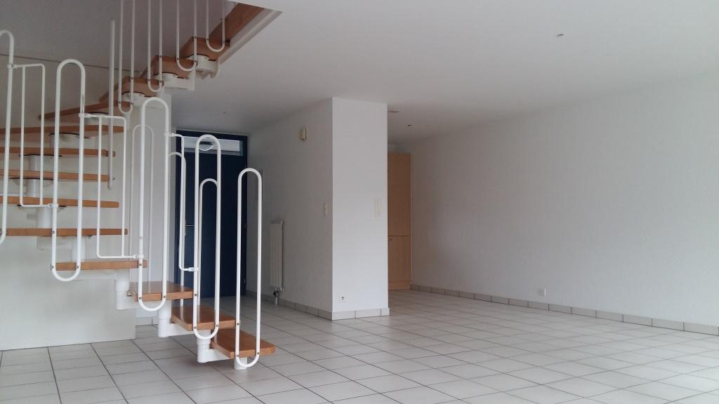 Appartement en duplex de 4 pièces dans un quartier calme de Delémont