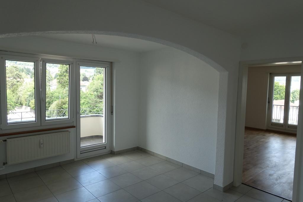 Appartement rénové de 4.5 pièces au centre de Delémont